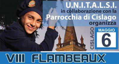 VIII Flambeau lourdiano – 6 maggio 2018
