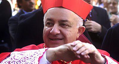 E' morto il Cardinale Tettamanzi, lo ricorderemo martedì alla S.Messa alla grotta di Lourdes