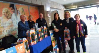 Giornata ulivi giovedì 21 e venerdì 22 marzo 2019 presso Ospedale Manzoni, Lecco