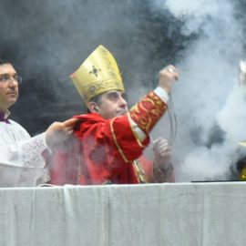 Giovedì Santo, Messa con l'Arcivescovo in diretta tv, radio e web