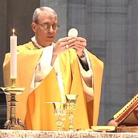 L'Unitalsi Lombarda in videoconferenza con S.E. Mons. Corrado Sanguineti, Vescovo di Pavia