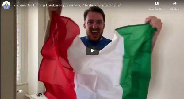 """I giovani dell'Unitalsi Lombarda presentano: """"Testimonianze di fede"""" con Beppe Bergomi"""