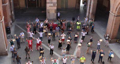 L'abbraccio a CremonAiuta – Sottosezione di Cremona