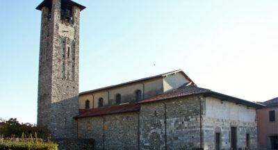 Virtualmente in pellegrinaggio: Abbazia di San Donato a Sesto Calende (VA) – Unitalsi Sottosezione di Busto Arsizio