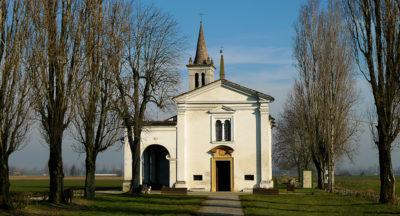 Virtualmente in pellegrinaggio: Santuario della Madonna dei Prati a Moscazzano (CR) – Unitalsi Sottosezione di Crema