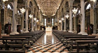 Virtualmente in pellegrinaggio: Santuario Santa Maria delle Grazie di Brescia – Unitalsi Sottosezione di Brescia