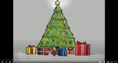 Tanti auguri di Buon Natale dai giovani dell'Unitalsi Lombarda
