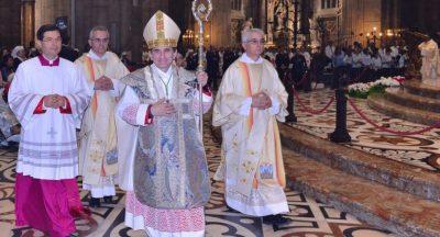 Mons Mario Delpini è il nuovo arcivescovo di Milano