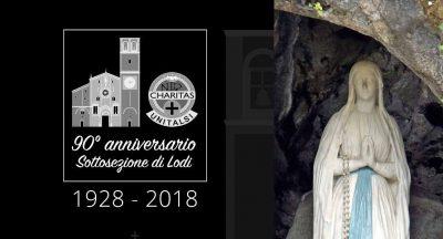 90° anniversario Sottosezione di Lodi