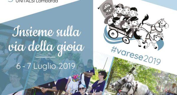 Insieme sulla via della gioia. 5° Incontro Regionale Giovani – 6-7 luglio 2019
