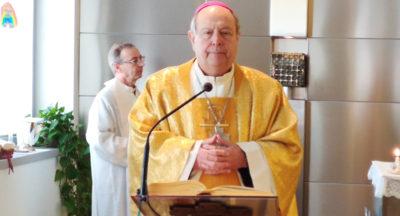 L'Unitalsi Lombarda in videoconferenza con S.E. Mons. Oscar Cantoni, Vescovo di Como