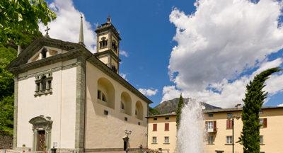 Virtualmente in pellegrinaggio: il santuario B.V. Maria Madre delle Grazie di Grosotto (SO) – Unitalsi Sottosezione di Sondrio