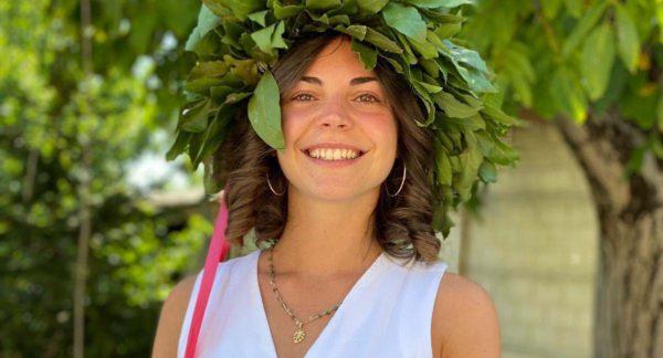 Cristiana Brogiato, una ragazza del Triveneto che studia a Milano, si è laureata con una tesi sulla nostra associazione