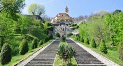 Virtualmente in pellegrinaggio: il santuario della Madonna del Bosco di Imbersago (LE) – Sottosezione di Lecco e Merate