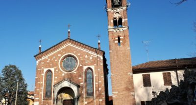 Virtualmente in pellegrinaggio: chiesa di San Remigio a Busto Garolfo (MI) – Unitalsi Sottosezione di Legnano