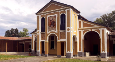 Virtualmente in pellegrinaggio: Santuario di San Giovanni al Calandrone a Merlino (LO) – Unitalsi Sottosezione di Lodi