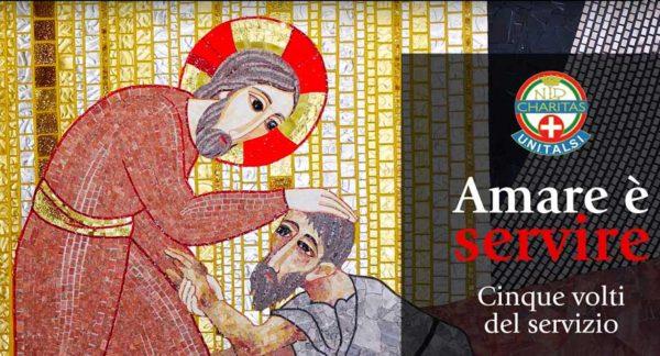 """Ciclo di testimonianze """"Amare è servire"""" promosso dal Gruppo Giovani della Sezione Lombarda"""