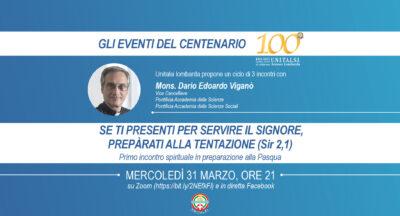 Gli eventi del Centenario, con Mons. Viganò – Video del primo incontro