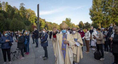 Terza giornata a Lourdes, 23 settembre 2021