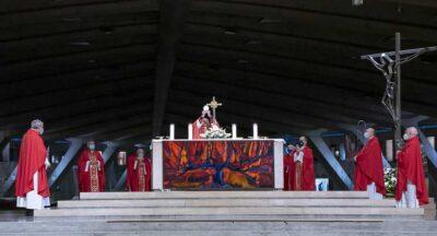 Quarta giornata a Lourdes, 24 settembre